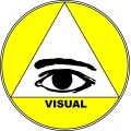 PMP-101 Inspection Eye Sticker