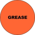 PMP-105 Grease Sticker
